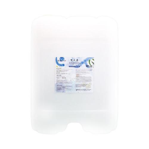 벅스존 크린케어액 20L 코로나19 살균소독액