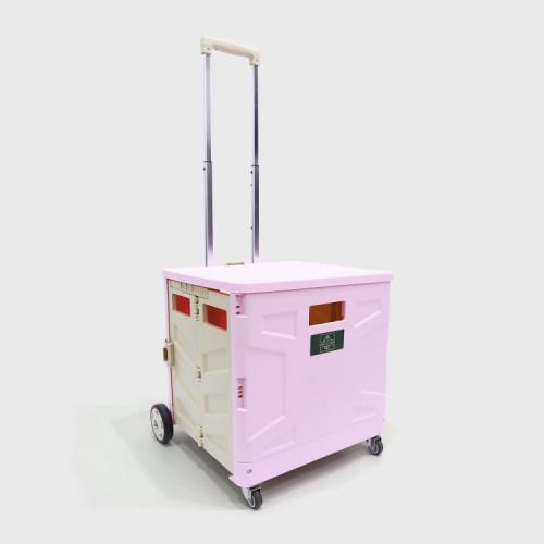 코드리빙 접이식 캠핑 쇼핑카트 ABP45KCB