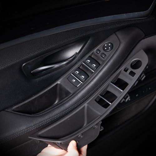 [본오토파츠] BMW F10 5시리즈 실내 손잡이 교환 부품 - 운전석만