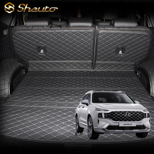 샤오토 2020 더뉴싼타페 트렁크매트 풀커버 세트