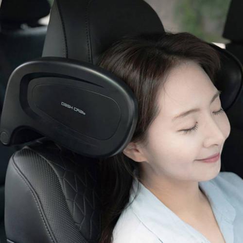 대쉬크랩 잘자 원터치 차량용 헤드레스트 목베개