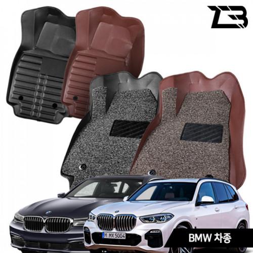 제트비 BMW 카매트 5D 6D 가죽 코일매트
