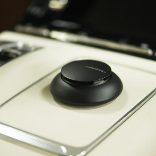 고급 차량용 방향제 자동차 디퓨저 카보노 프리미엄 [컬러:매트블랙]