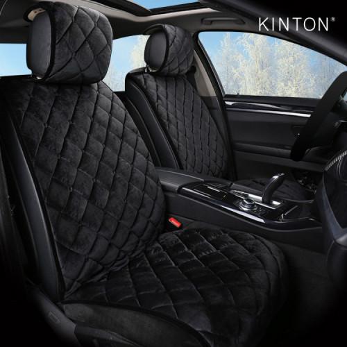 킨톤 킵히트 퀄팅 겨울 차량용 시트커버 1P