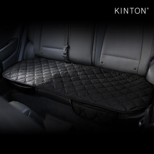 킨톤 킵히트 퀄팅 겨울 차량용 뒷좌석 방석 3인용