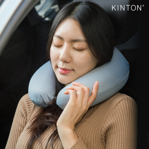 킨톤 U 메모리폼 여행용 목베개 기내용 목쿠션