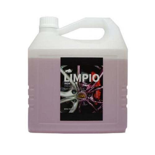 림피오 아이언 철분제거제 4L