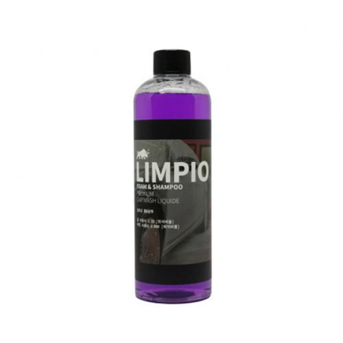 림피오 폼앤샴푸 퍼플 (향긋한 꽃향) 500ml
