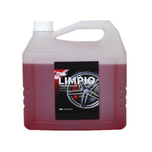 림피오 타이어드레싱 타이어광택코팅제 (체리향) 4L