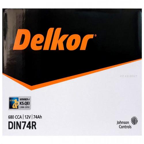 [델코]DIN74R
