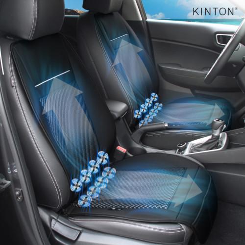 킨톤 퀀텀 8팬 통풍시트 앞좌석 쿨링시트 1P