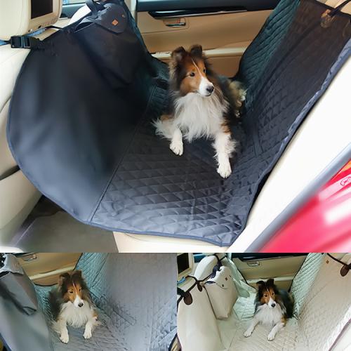 강아지 럭셔리 해먹형 카시트 뒷좌석