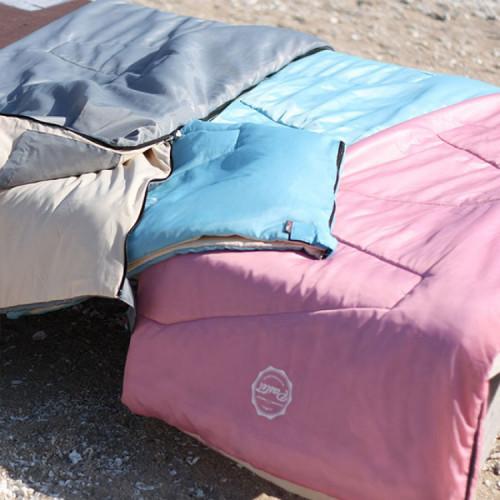 빈슨메시프 파스텔 침낭 사계절 가정용 디자인 침낭