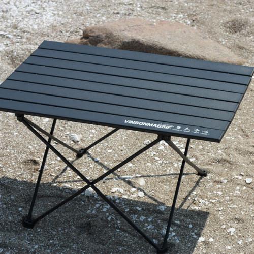 빈슨메시프 듀랄루민 XL 캠핑 테이블
