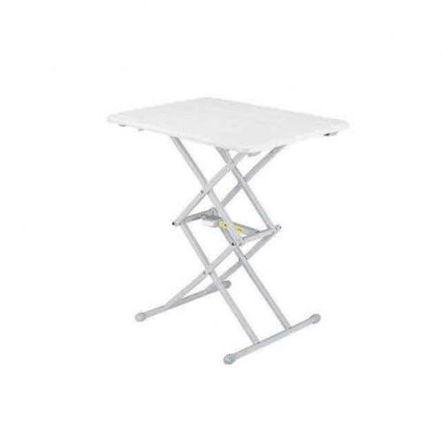 쇼파 사이드테이블 MDF 합판 테이블  높이조절 64x45