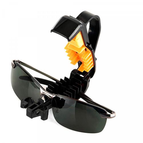차량용 선글라스 안경 거치대 클립