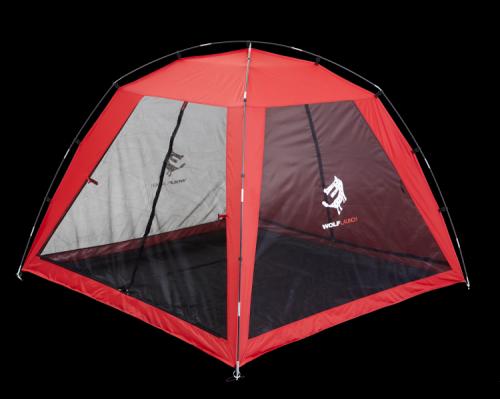울프라운치 그늘막텐트 (4인용) 야외 캠핑