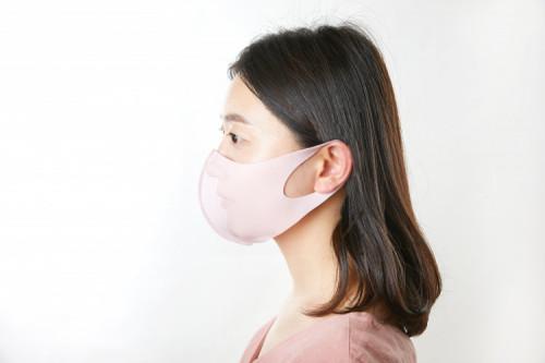 숨편한 돔마스크 1세트 (3개입) 특허지지대 돔구조 패션마스크