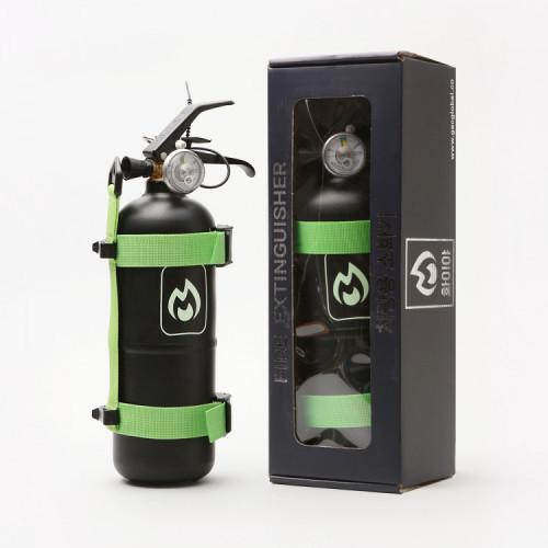 블랙에디션 소화기 0.7kg - 소방검정공사검정품 - 선물, 캠핑, 차량용(국산/한울방재)