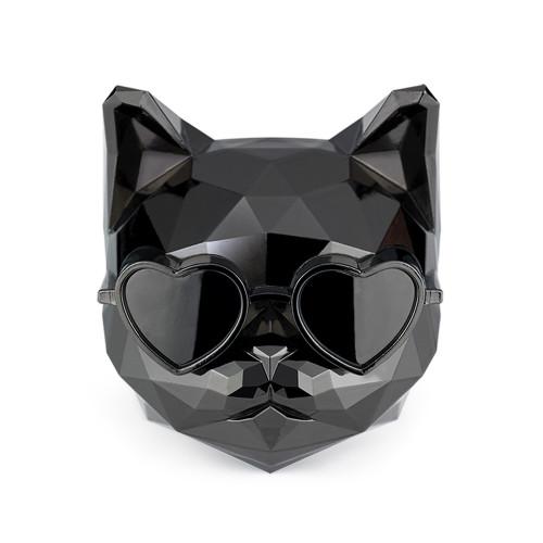 센트몬스터 Killer Cat 고양이 차량용 방향제 블랙