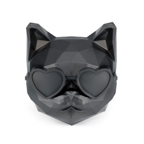 센트몬스터 Killer Cat 고양이 차량용 방향제 그레이