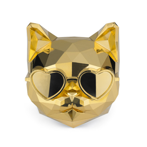 센트몬스터 Killer Cat 고양이 차량용 방향제 골드