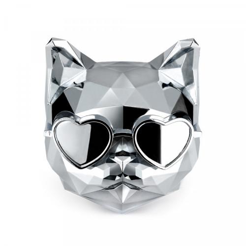센트몬스터 Killer Cat 고양이 차량용 방향제 실버
