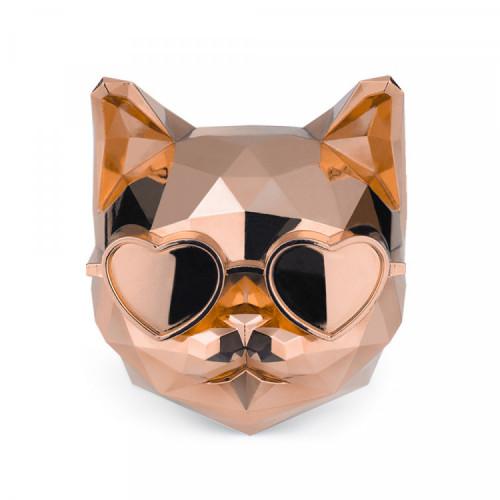 센트몬스터 Killer Cat 고양이 차량용 방향제 로즈골드