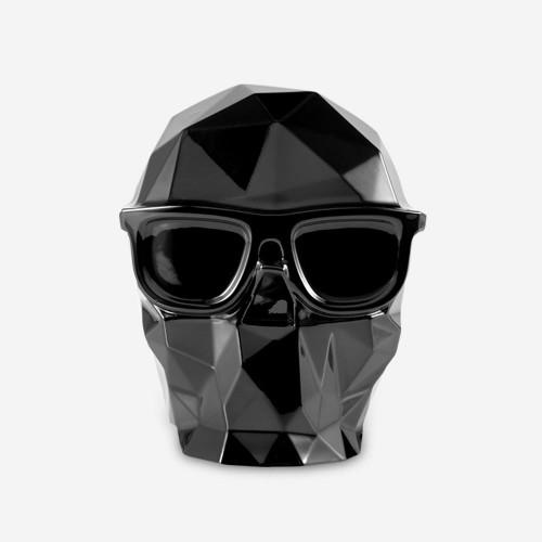 센트몬스터 Tired Skull 해골 차량용 방향제 블랙