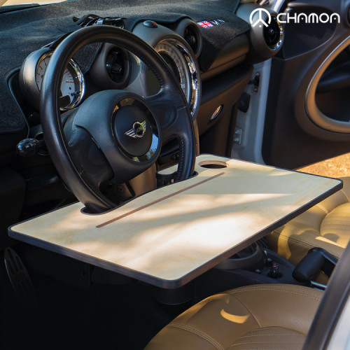 [차모아] 차량용 우드 식탁 테이블 (소형,중형,대형)